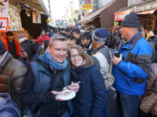 Tokyo Food and Drink Tour at Tsukiji Market (From 8:30am)