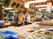 World's Most Famous Tokyo Tsukiji Fish Market Private Tour