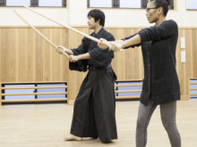 Iaido—Learn Traditional Japanese Swordsmanship in Tokyo