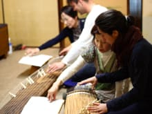 Take a Koto Lesson at a Traditional House in Kyoto