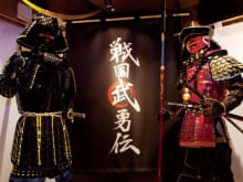Sengoku-style Izakaya dinner with a Robot Restaurant Ticket