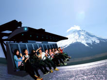 Enjoy 1-Day Bus Tour to Mt.Fuji & Meet Ninja from Tokyo!