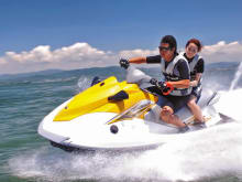 Watersports : Ride a Jet Ski in Bali!