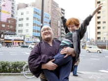 Tour Asakusa and Ryogoku with a sumo wrestler