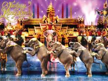 20% OFF Phuket FantaSea Show Ticket & Opt. Dinner