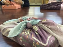 Enjoy a Furoshiki Class with Shopping Experience in Nagoya