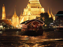 Chao Phraya Dinner Cruise Bangkok by Loy Nava Dinner Cruise
