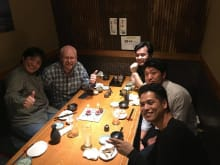 Have a dinner with locals at secret restaurants in Tokyo
