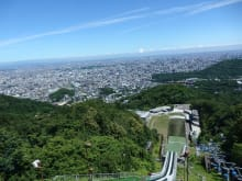 Enjoy hiking and get great coffee at the summit of Sapporo!