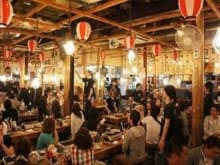 Enjoy a joyful Izakaya night in Tokyo