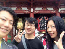 Take a Japanese Language Class for beginners in Asakusa!