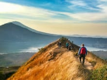 20% OFF Mt. Batur Volcano Sunrise Trek / Private Path Hike