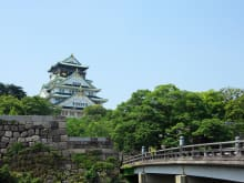 Private Osaka Castle Walking & Dotonbori Food Tour!