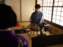 Japanese Tea Ceremony with Geisha Dance Performance, Tokyo