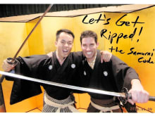 Enjoy Becoming a Samurai in Kyoto