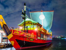Enjoy Tokyo Bay Cruise with Entertainment Show!