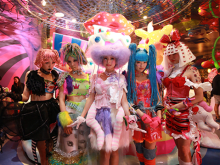 Harajuku Kawaii Tour with a Colorful Guide!