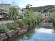 Explore on foot the beautiful canal city of Kurashiki