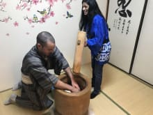 30% OFF Make rice cakes in a traditional Japanese way, Tokyo