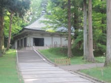 Explore the historical sites of Hiraizumi's glorious past