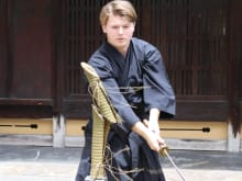 Authentic Kyoto Samurai Experience