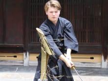 10% OFF Authentique Expérience Samouraï à Kyoto