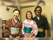 Try a Kimono Lesson - Take Home a Free Yukata as a Souvenir!