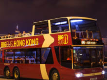 46% OFF Big Bus Tour Hong Kong – Hop-On Hop-Off E-Tickets