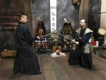 Enjoy Samurai Experience at Dojo in Tokyo