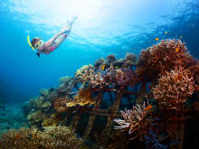 25% OFF Bali Snorkeling: Nusa Lembongan Snorkeling Day Trip