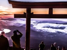 Mt Fuji Climbing Tour – Overnight Guided Hike from Tokyo