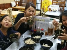 Learn the history of Soba and make Soba noodles near Tokyo!