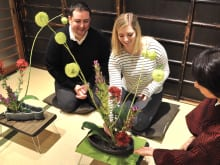 Experience the art of Ikebana in Gion, Kyoto