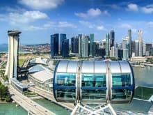 14% OFF シンガポール・フライヤー&ガーデンズ・バイ・ザ・ベイ<お得なセット!>