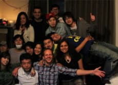 Enjoy a Local Japanese Party