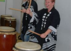 Learn to Beat the Taiko: Japanese-style Drumming