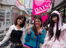 Find Out What Lolitas Do on Their Day Off!