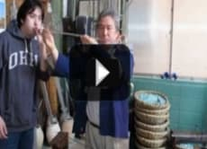 Learn How to Make an Edo Wind Chime in Tokyo