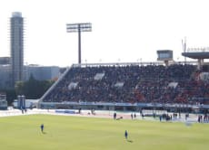Watch a Soccer Game in Osaka