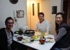 Join the Hayashi family for a real Japanese meal at home