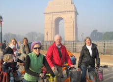 The Raj Tour: A Breathtaking Ride of Old and New Delhi