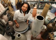 Learn to Create your own Ceramic Sculpture through Pottery
