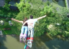 Take a leap - bungy-jumping in Phuket