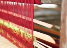 Learn the Art of Balinese Lontar weaving