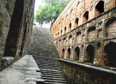 In Search of Lost Water: Baolis (step-wells) of Delhi