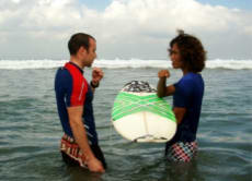 Joyride Element: Intermediate-Advanced Surf Trip in Bali