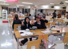 Let's have lunch at the University of the Ryukyus