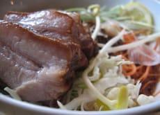 沖縄料理クッキング:豚肉料理