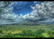 Land of Volcanoes Cycling Tour (7days)