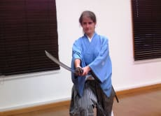 Learn How to Become a Samurai (3 hours Lesson in Costume)